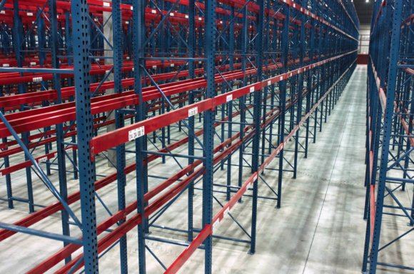 Steel King SK2000 racking