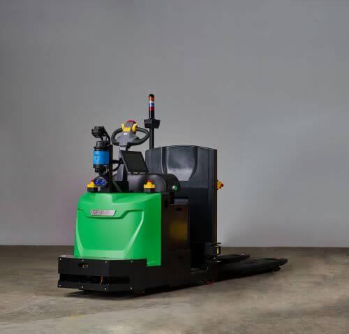 Vecna Robotics pallet jack